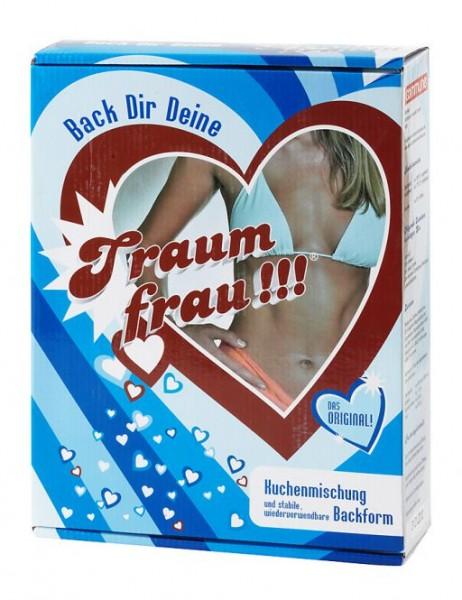 Back Dir Deine Traumfrau Backform - Geschenkbox