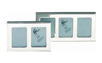 Mehrfach-Fotorahmen Silber