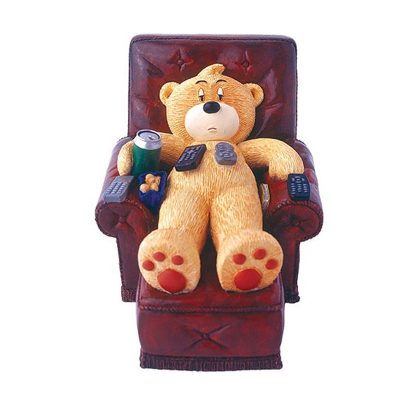 Bad Taste Bears - NORMAN - Figurine