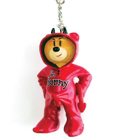 Bad Taste Bears - HORNY - Schlüsselanhänger