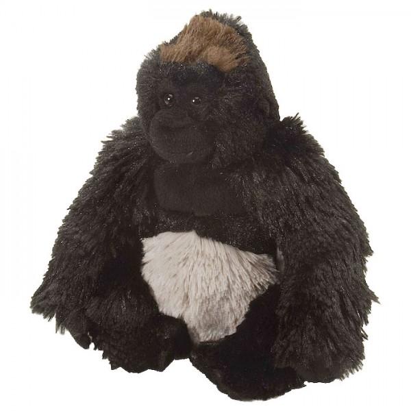 Kleiner Plüsch-Gorilla Silberrücken 20 cm  Wild Republic Cuddlekins
