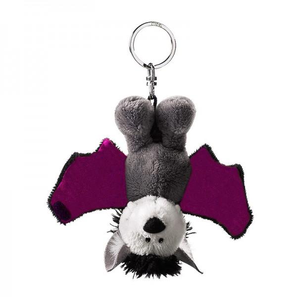 Schlüssel-Anhänger Plüsch-Fledermaus NICI Sir Simon