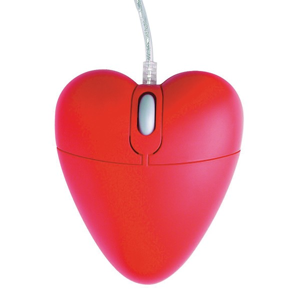 Computer-Maus Classic Heart