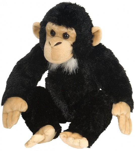 Kuschel-Schimpanse Plüsch von Wild Republic Cuddlekins