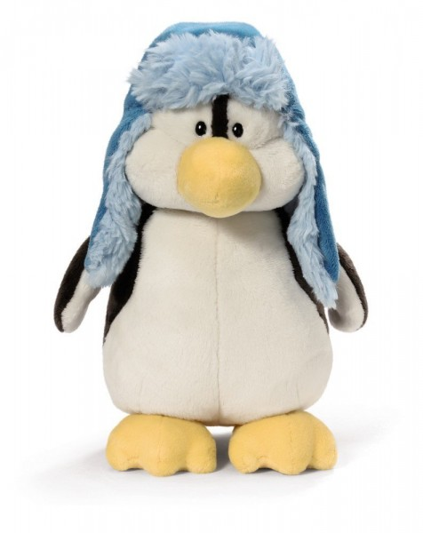 Winter-Plüspinguin Ilja von NICI, Winter-Kollektion, 25 cm