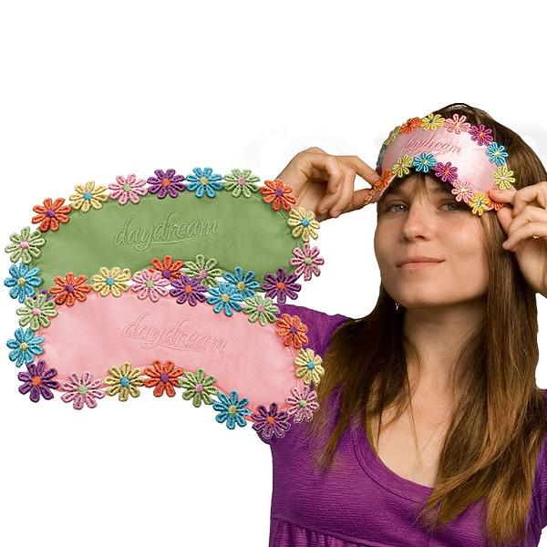 Schlafmaske Flowers