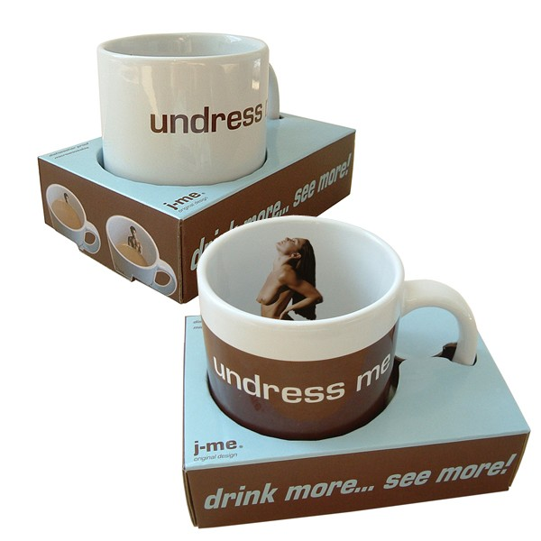 Kaffee-Pott undress-me