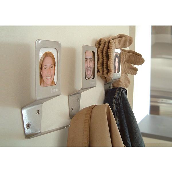 Foto-Garderobenhaken