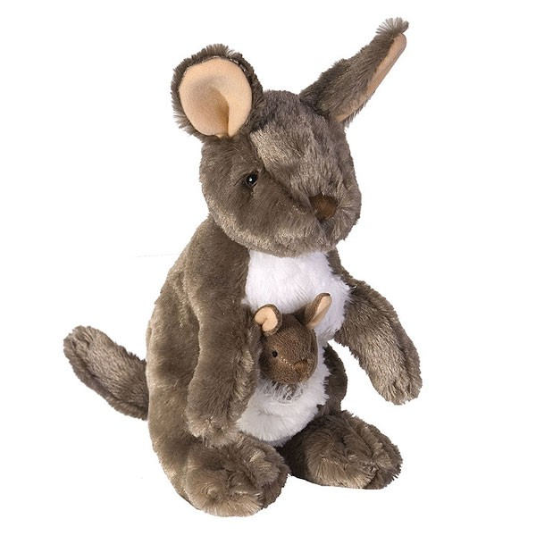Plüschtier Känguru von Wild Republic Cuddlekins