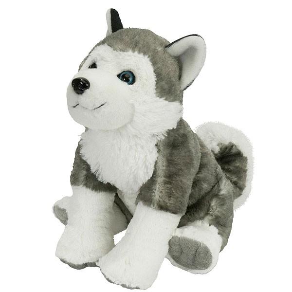 Plüsch-Hund  Husky von Wild Republic Cuddlekins