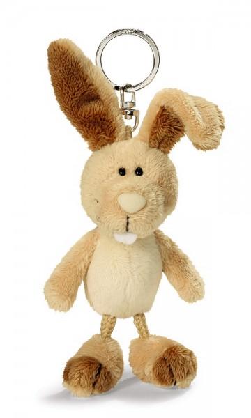 Schlüsselanhänger Plüschhase NICI Ralf Rabbit