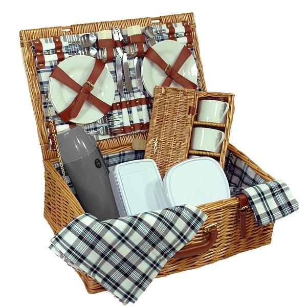 Picknickkorb Ascot 4 Personen