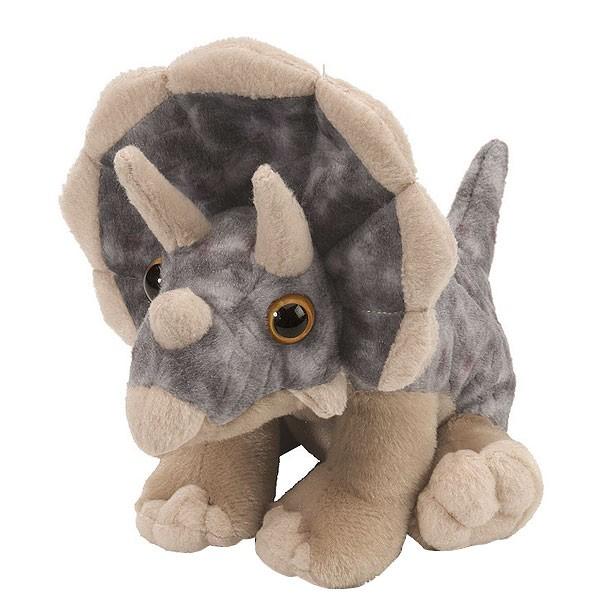 Plüsch-Dino Triceratops von Wild Republic Cuddlekins